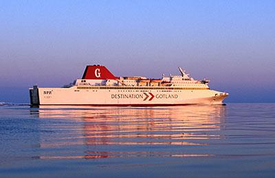 destination gotland ferry